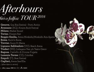 Tour estivo: nuova data il 16.07 a Reggio Emilia, Arena Mirabello / Mirabello Aria Aperta