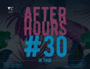 AFTERHOURS #30 SUMMER TOUR – Le date e una sorpresa