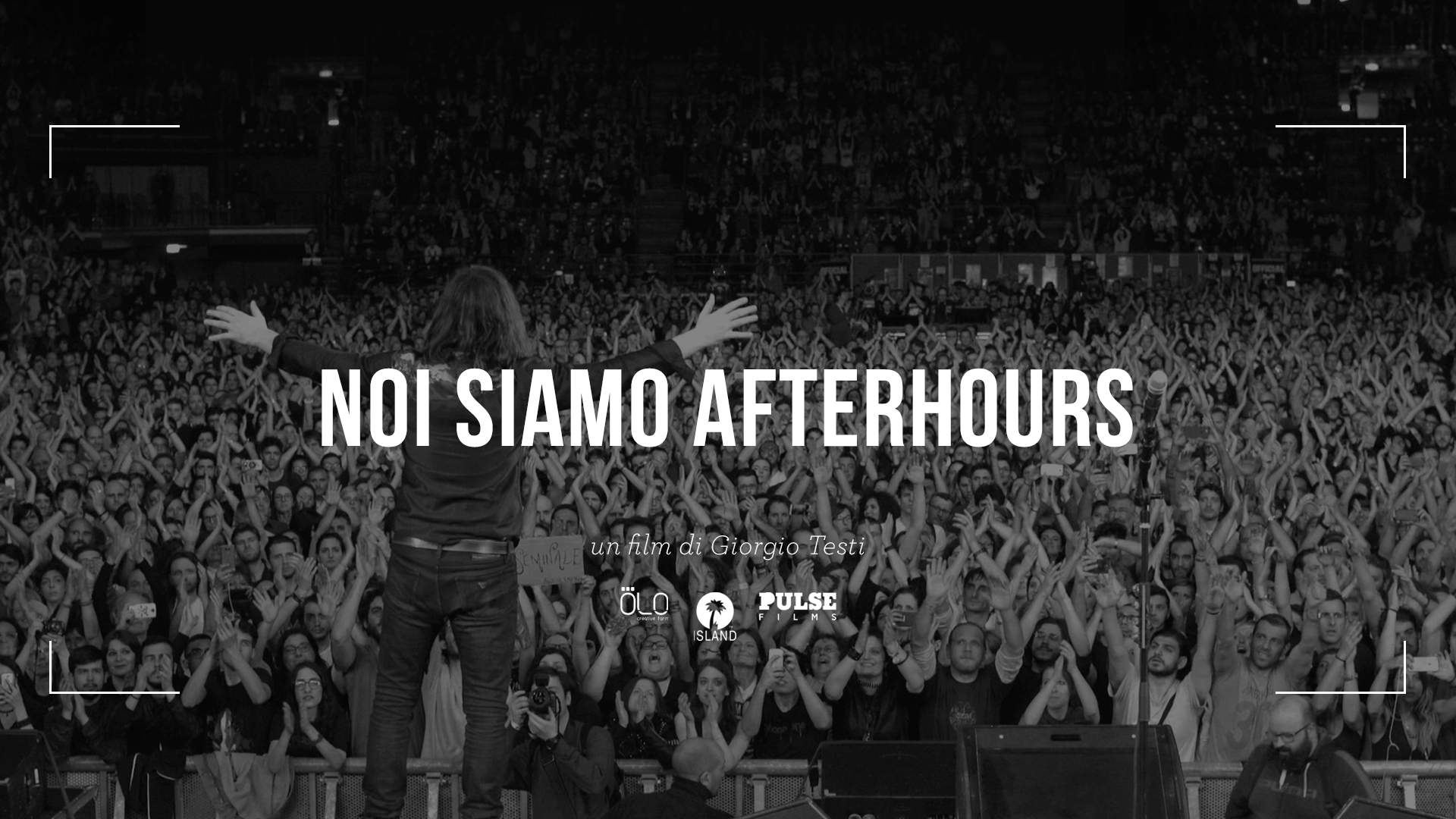 Afterhours Noi siamo Afterhours