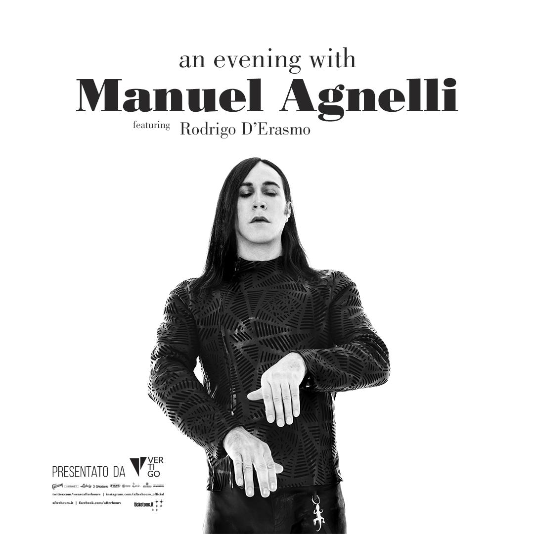 Manuel Agnelli tour