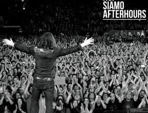"""Esce il 25 gennaio """"NOI SIAMO AFTERHOURS""""  Il doppio CD live del concerto evento al Forum  d'Assago di quest'anno  All'interno il DVD con il docufilm che racconta i 30 anni di storia della band"""