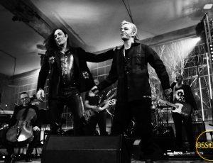 Ossigeno, seconda puntata: 18 aprile 2019. Ospiti di Manuel Agnelli: Salmo, Daniele Silvestri, Rancore e Stefano Mancuso