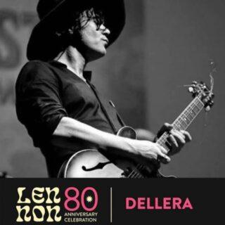 """""""Noi vogliamo raccontarvi una storia di rock 'n' roll. Quella di John Lennon. Oggi avrebbe avuto 80 anni ma il suo pensiero è così contemporaneo, che il tempo non è un ostacolo"""".   Lunedì 16 alle 21.00, l'appuntamento è con #Lennon80, evento che vede tra gli organizzatori e in line-up il nostro #Dellera  Sarà il momento per tornare a suonare con un concerto in streaming che celebrerà gli 80 anni della nascita di John Lennon e i 40 dalla sua prematura scomparsa.   I biglietti sono in vendita in esclusiva su Ticketmaster. Il ricavato della vendita, coperti i costi di produzione, di IVA e di Siae, sarà interamente devoluto al Fondo Covid-19 Sosteniamo la Musica.  L'evento, organizzato e prodotto da LIVE ALL, aprirà i concerti della Milano Music Week dal Fabrique di Milano  #Lennon80 vedrà interpretare i capolavori di John Lennon da un cast di artisti quali: Morgan, Arisa, Selton, Noemi, Federico Poggipollini, Cristiano Godano (Marlene Kuntz), Dente, Omar Pedrini, Ketama126, Galeffi, Leo Pari, Filippo Graziani, Alessandro Deidda (Le Vibrazioni), Gianluca de Rubertis, (Il Genio), Roberto Dell'Era (Afterhours, The Winstons), Danysol, Sebastiano Forte, Walzer, Enrico Gabrielli, (Calibro 35, PJ Harvey), Lino Gitto (The Winstons), Andrea Pesce (Tiromancino), Marco Carusino (I Cosi)"""